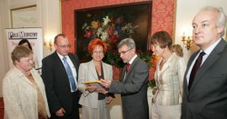 Wyróżnienie ex equo otrzymał projekt kierowany przez prof. Marię Respondek-Liberską.